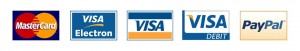 visa mastercard deposit option